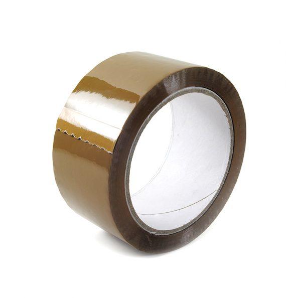 Rubans adhésifs PVC Blanc imprimé «BANDE de GARANTIE» 50 mm