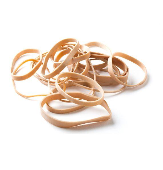 Bracelets caoutchouc 90 mm