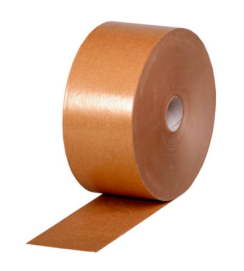 Rubans adhésifs kraft gommé grammage 70 g/m² largeur 70 mm
